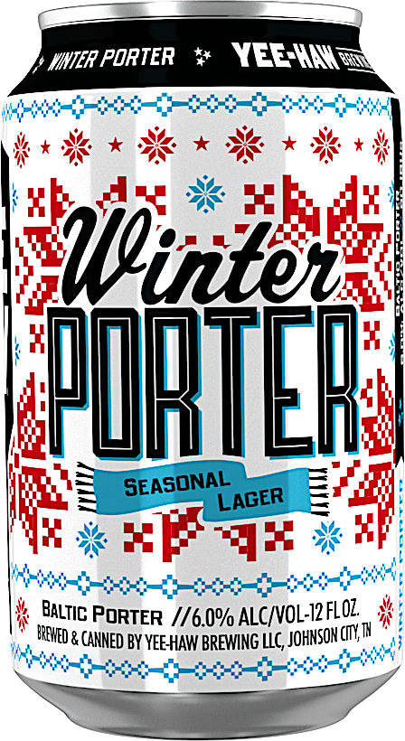 Yee-Haw Winter Porter