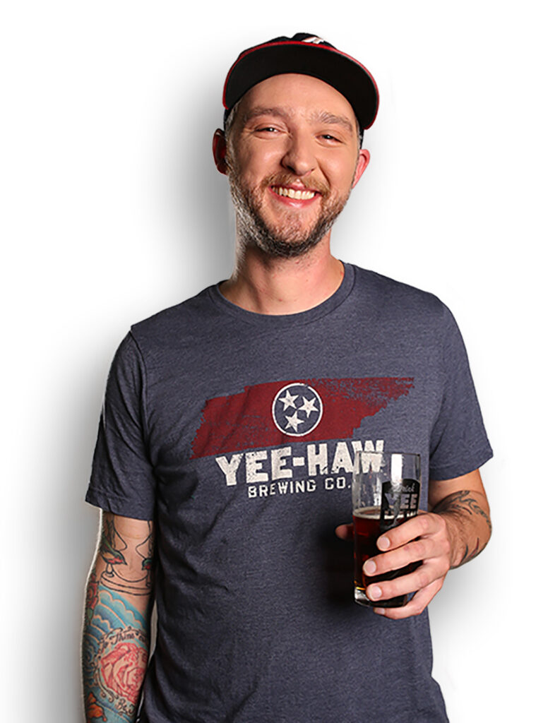 JESSE LEWIS | Taproom Manager/Entertainment Booker